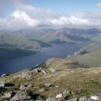 Backpacking trip from Achnasheen to Locheilside