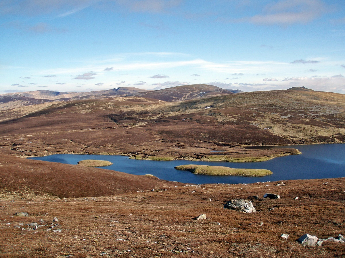 Two Glen Ey Munros