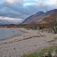 Glen Kinglass and Loch Etive Round