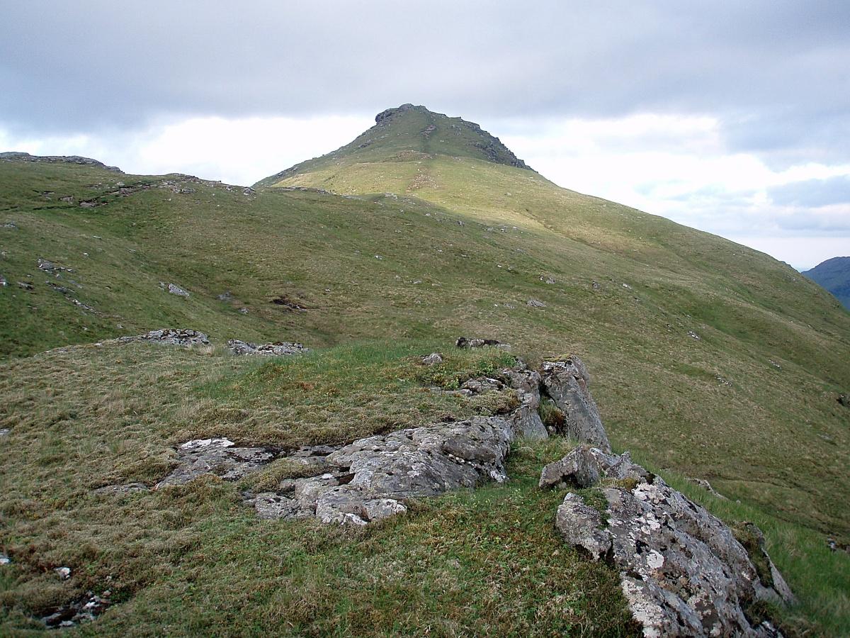 Crianlarich Munros