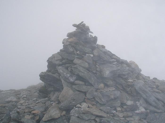 Cruach Ardrain summit