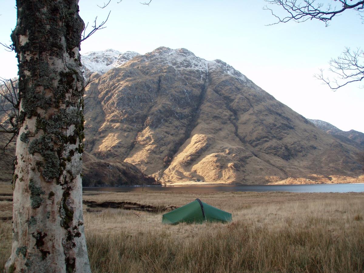 Glenfinnan - Loch Morar Round Trip