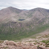 Angel's Peak via NE Ridge